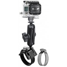 V-Base Strap Mount with GoPro® Camera Ball Adapter